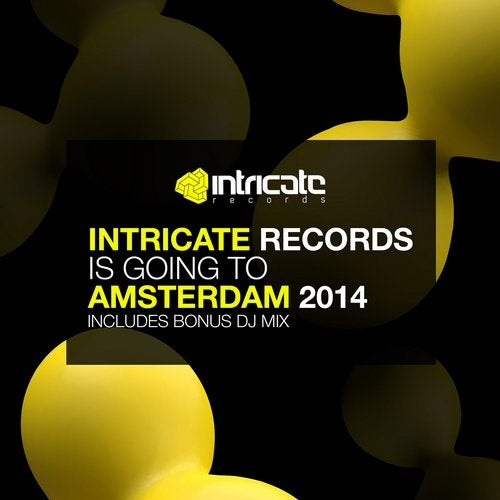 Cover for Alexey Sonar - Intricate Records Is Going To Amsterdam 2014 - 2014