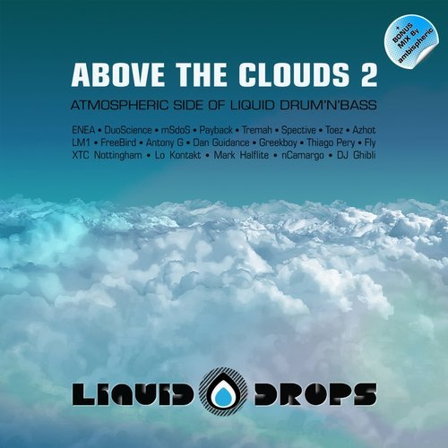 Cover for Ambispheric - Above The Clouds Vol. 2 - 2017
