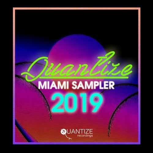 Cover for DJ Spen - Quantize Miami Sampler 2019 - 2019
