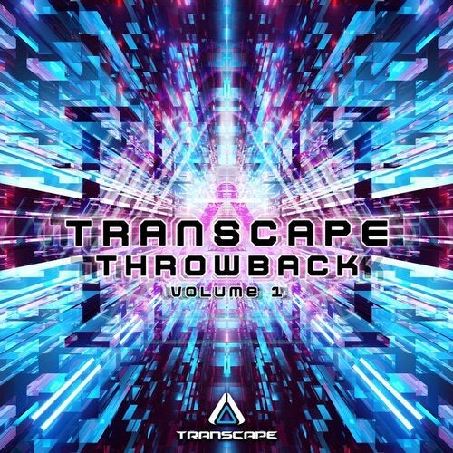 Cover for DJ Steph (BR) - Transcape Throwback Vol. 1 - 2020