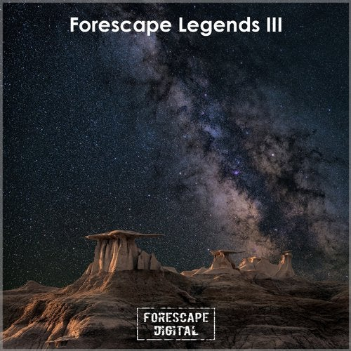 Cover for Forescape Legends III - 2019