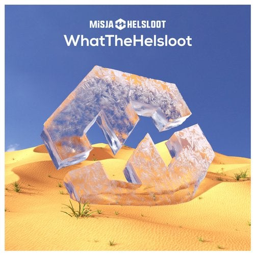 Cover for Misja Helsloot - WhatTheHelsloot - 2019