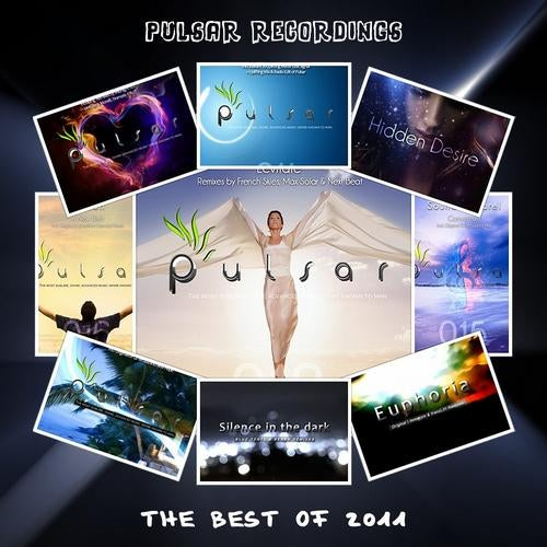 Cover for Nicholas Antony - The Best Of Pulsar 2011 - 2011